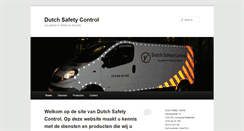 Preview of dutchsafetycontrol.nl